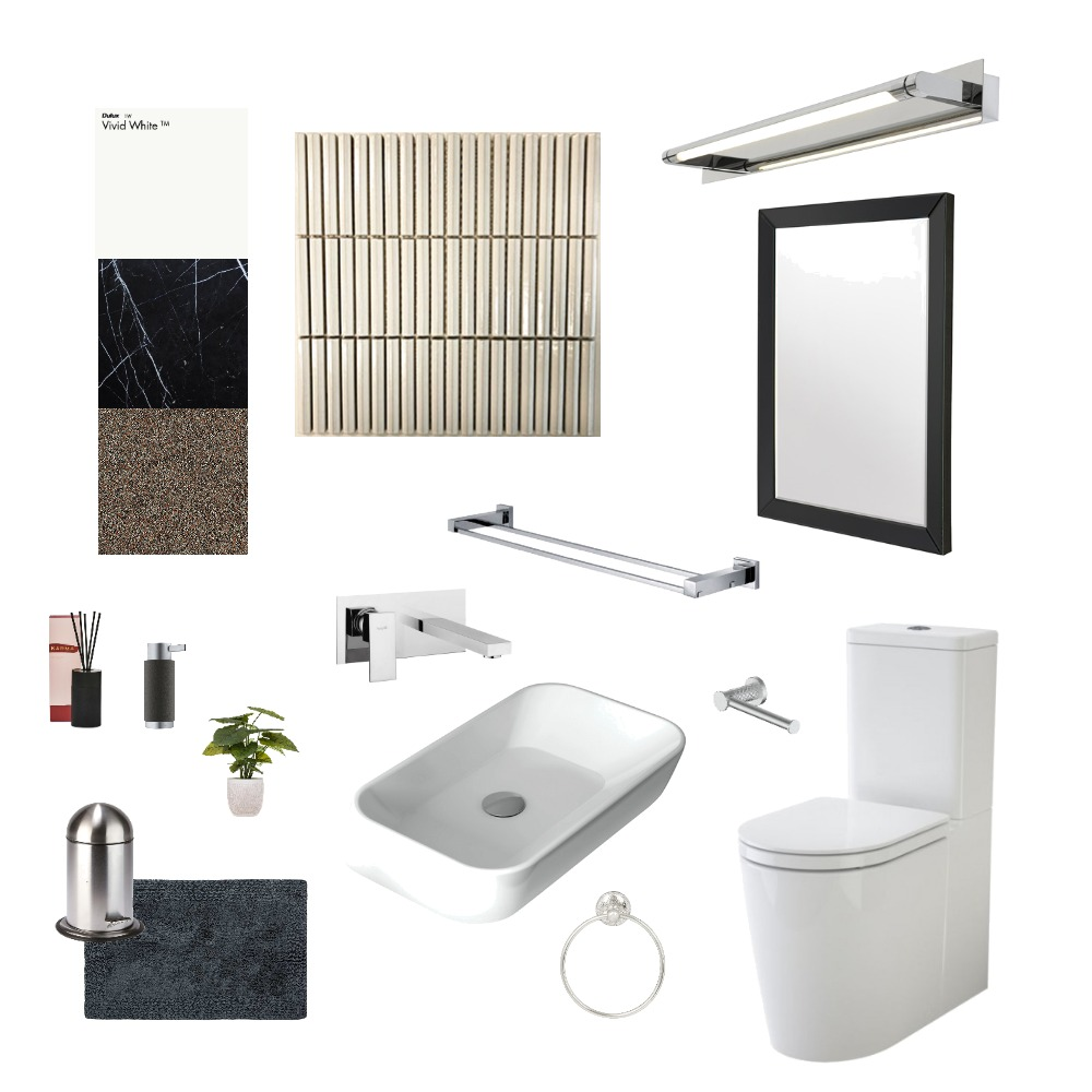 wc Interior Design Mood Board by erikgoh on Style Sourcebook