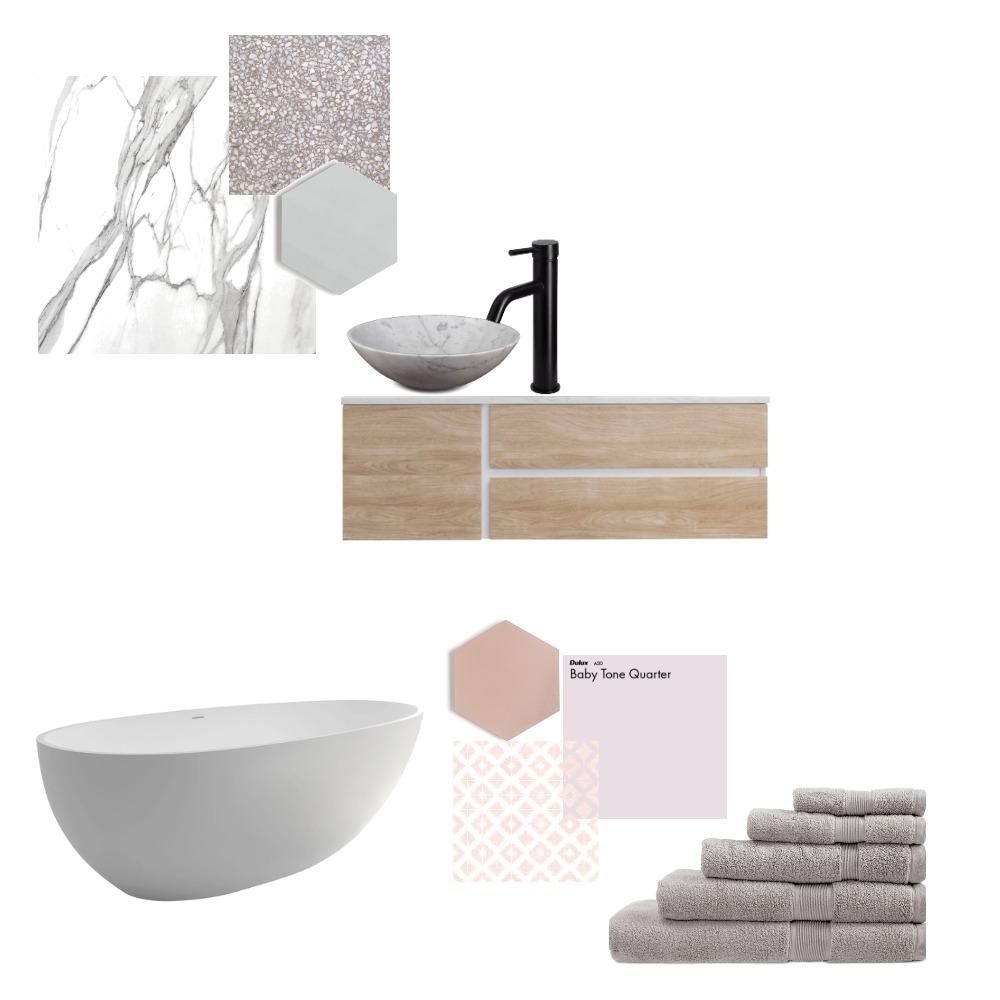 BATHROOM Interior Design Mood Board by ali.louise on Style Sourcebook