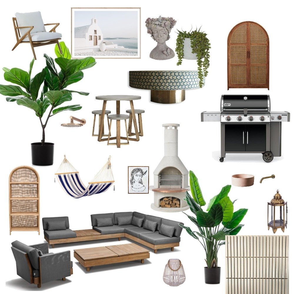 Drew&Leah Interior Design Mood Board by ashes on Style Sourcebook
