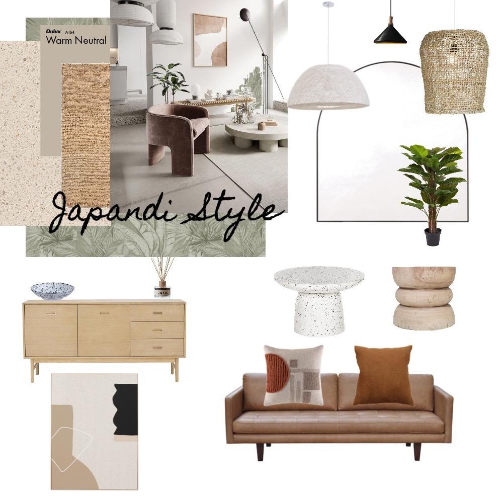 Japandi Interior Design Mood Board by ktsin2710 on Style Sourcebook