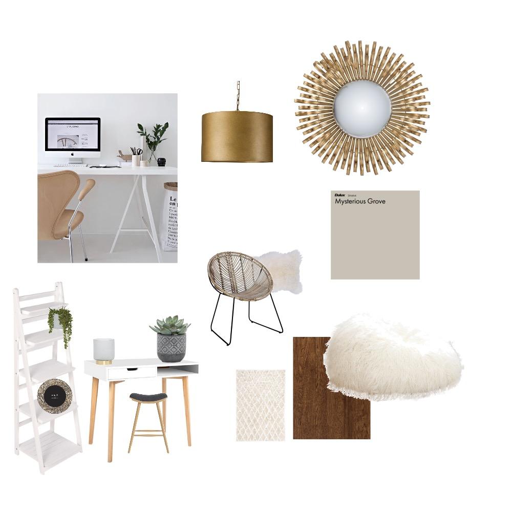Study Interior Design Mood Board by Gemgemgemmy on Style Sourcebook