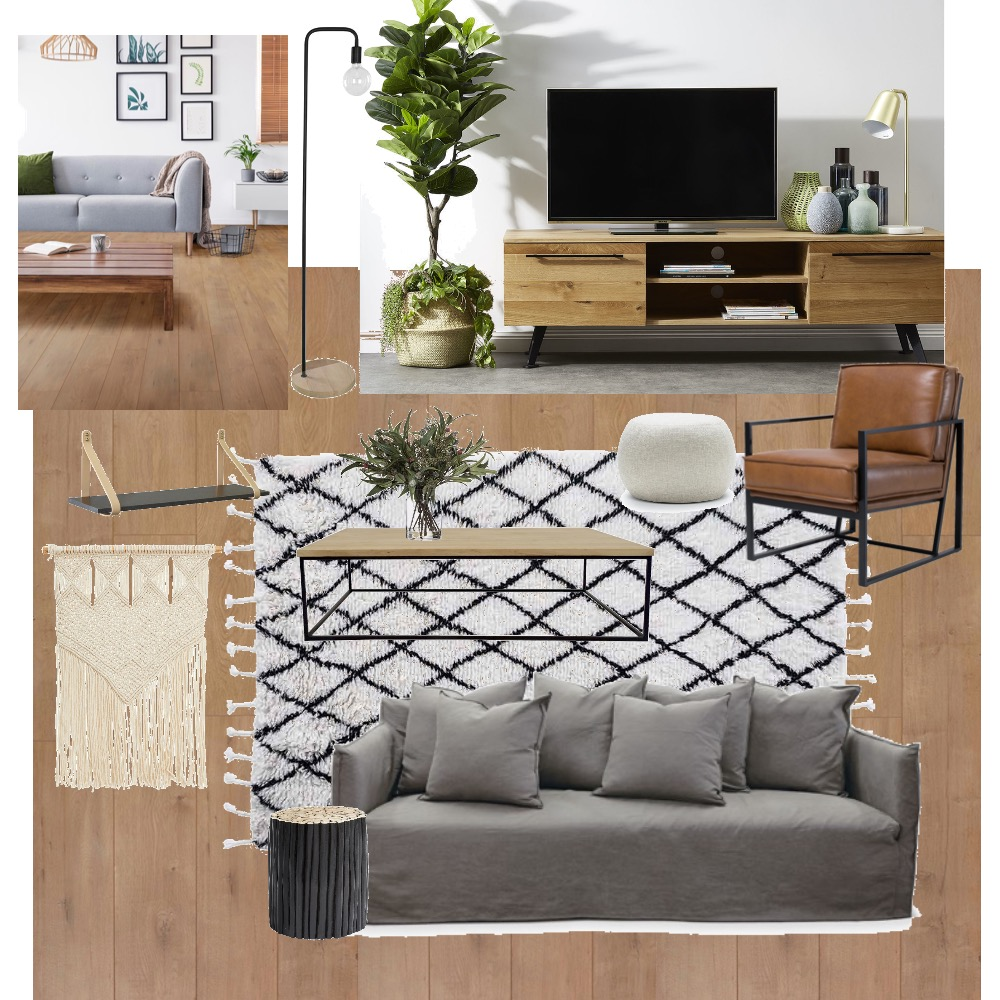 Living 1 Interior Design Mood Board by DesD on Style Sourcebook