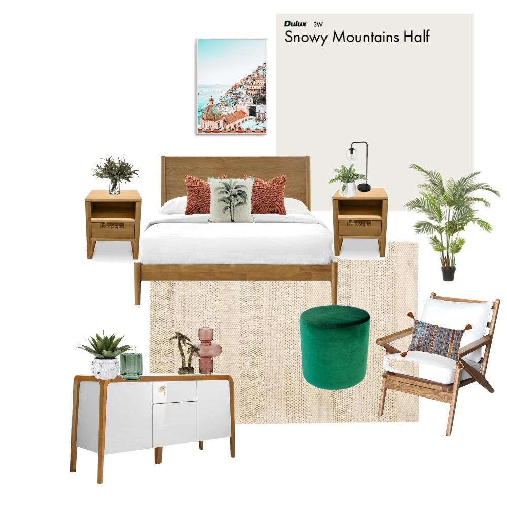 Leah bedroom Interior Design Mood Board by Renee Weitering on Style Sourcebook