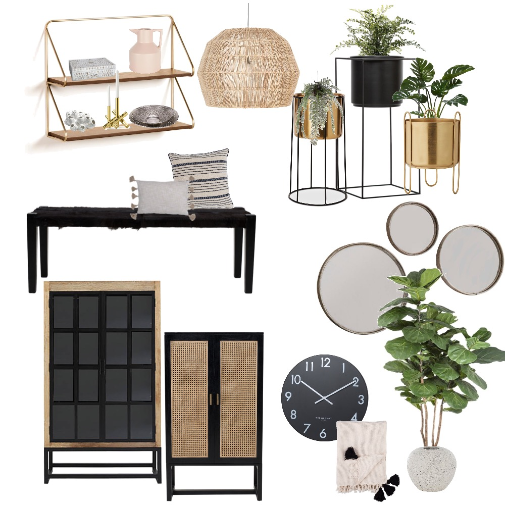 The Allen's Living Room Interior Design Mood Board by Williams Way Interior Decorating on Style Sourcebook