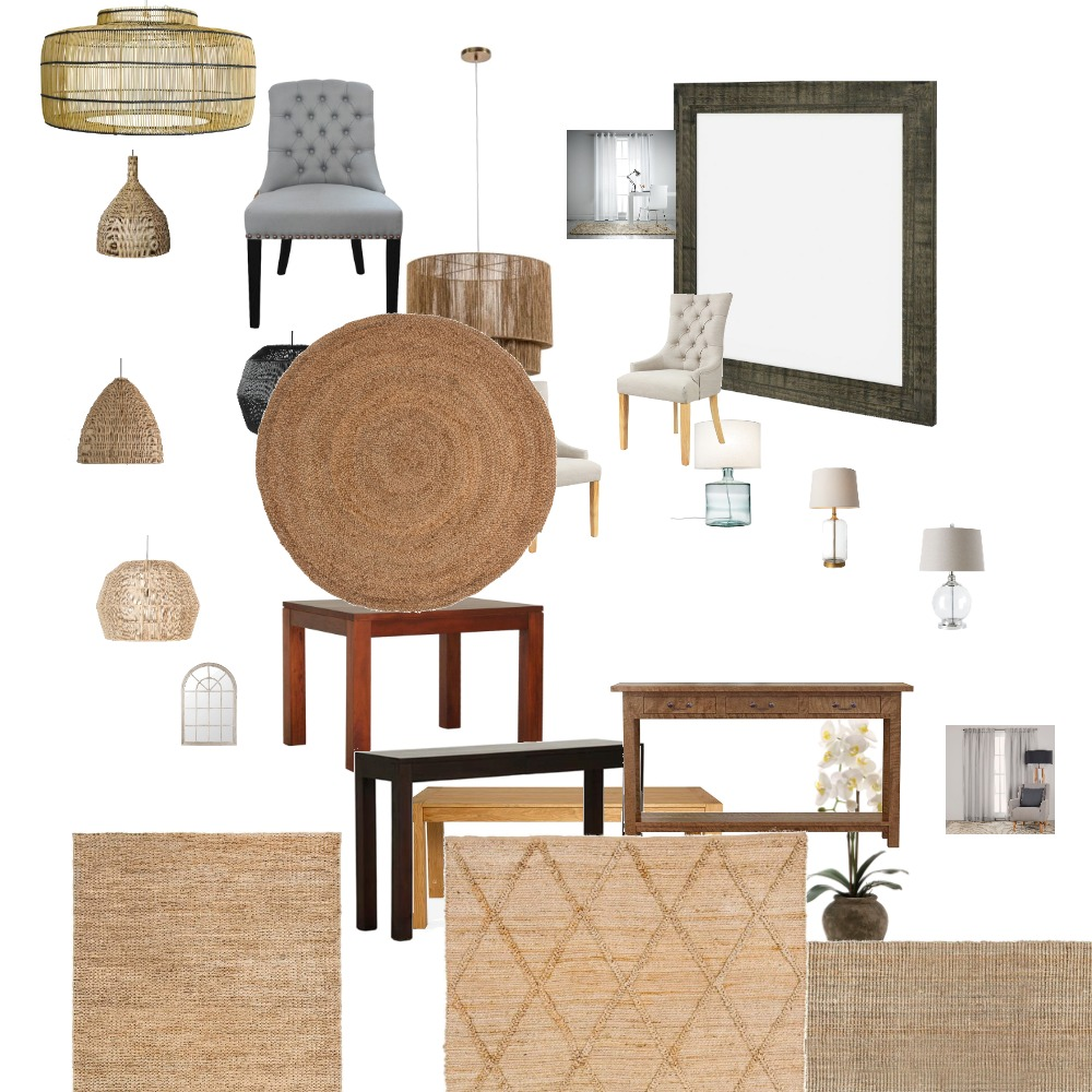 Brenda's dining room Interior Design Mood Board by BeeHam126 on Style Sourcebook