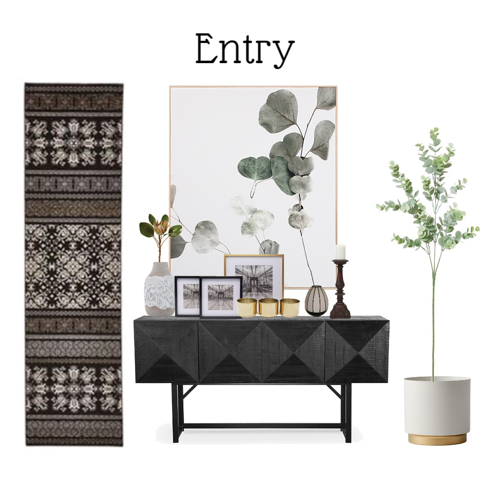 Entry set 2 Interior Design Mood Board by DesignbyFussy on Style Sourcebook
