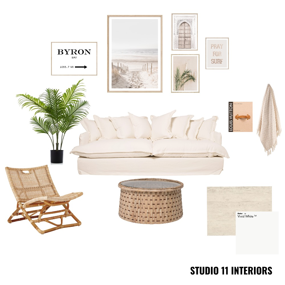 Coastal Living Interior Design Mood Board by studio11interiors on Style Sourcebook