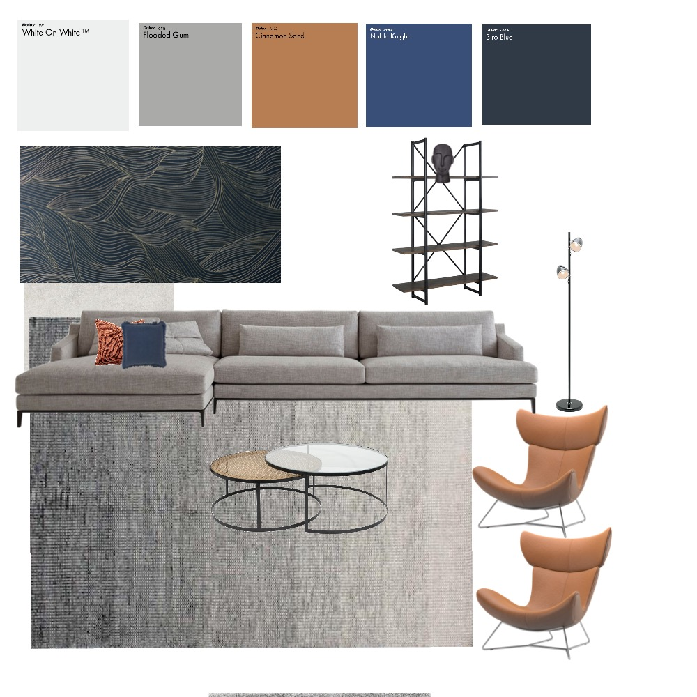 Lounge t Interior Design Mood Board by Ash on Style Sourcebook