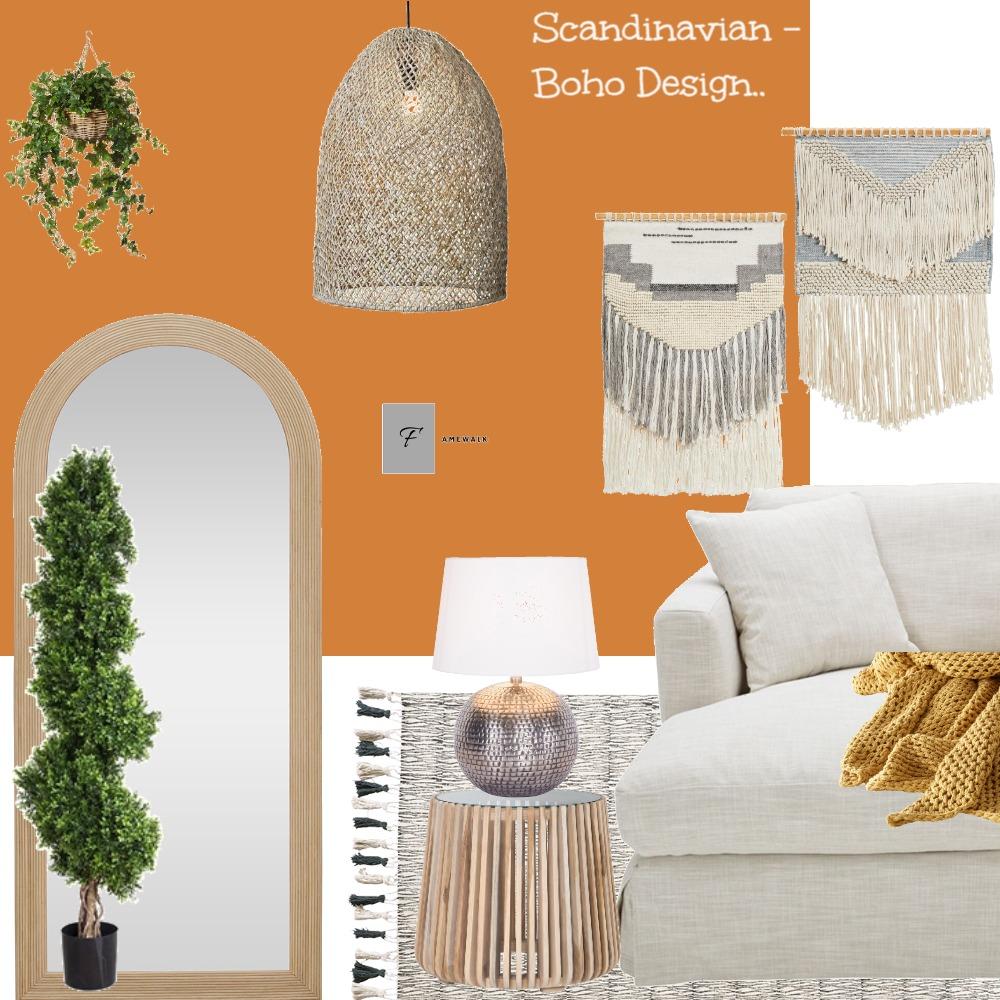 Pumpkin Time Interior Design Mood Board by Famewalk Interiors on Style Sourcebook