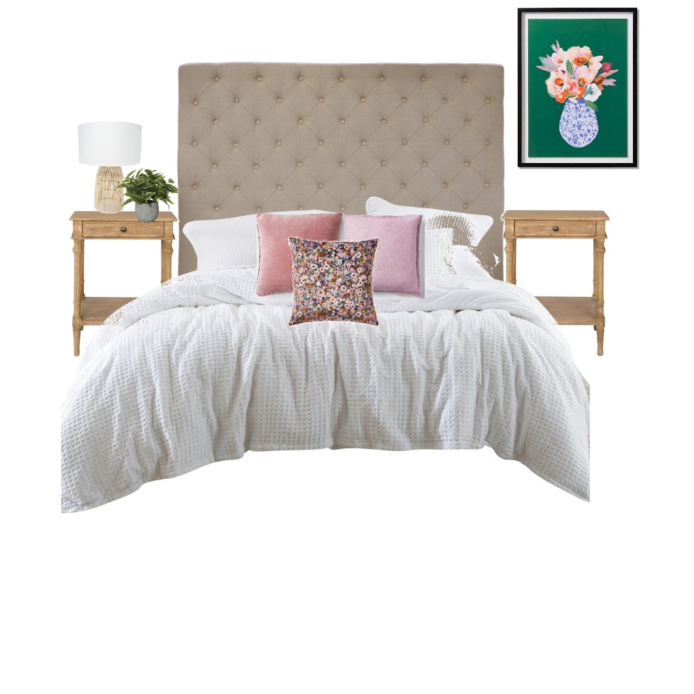 Main bedroom Interior Design Mood Board by carla.woodford@me.com on Style Sourcebook