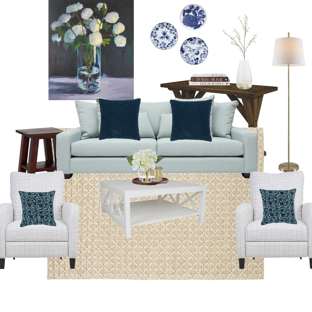 Mom and Dad Living Room Interior Design Mood Board by efmcclellan on Style Sourcebook