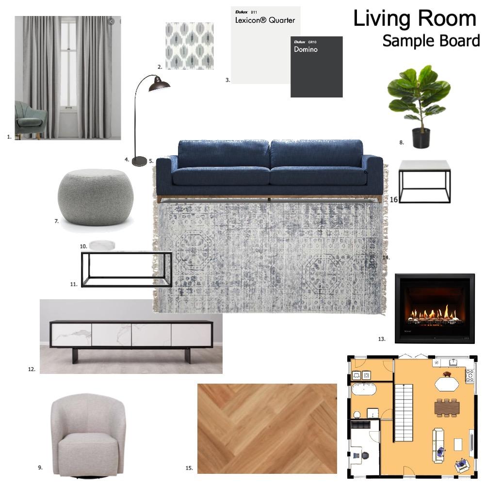 Assignment 9 Interior Design Mood Board by Jo Aiello on Style Sourcebook