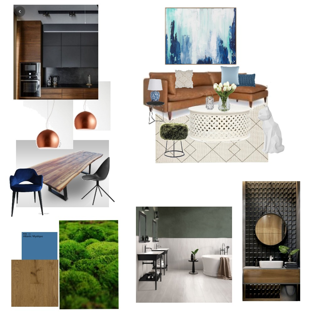 dunja living dinning Interior Design Mood Board by acikovic on Style Sourcebook