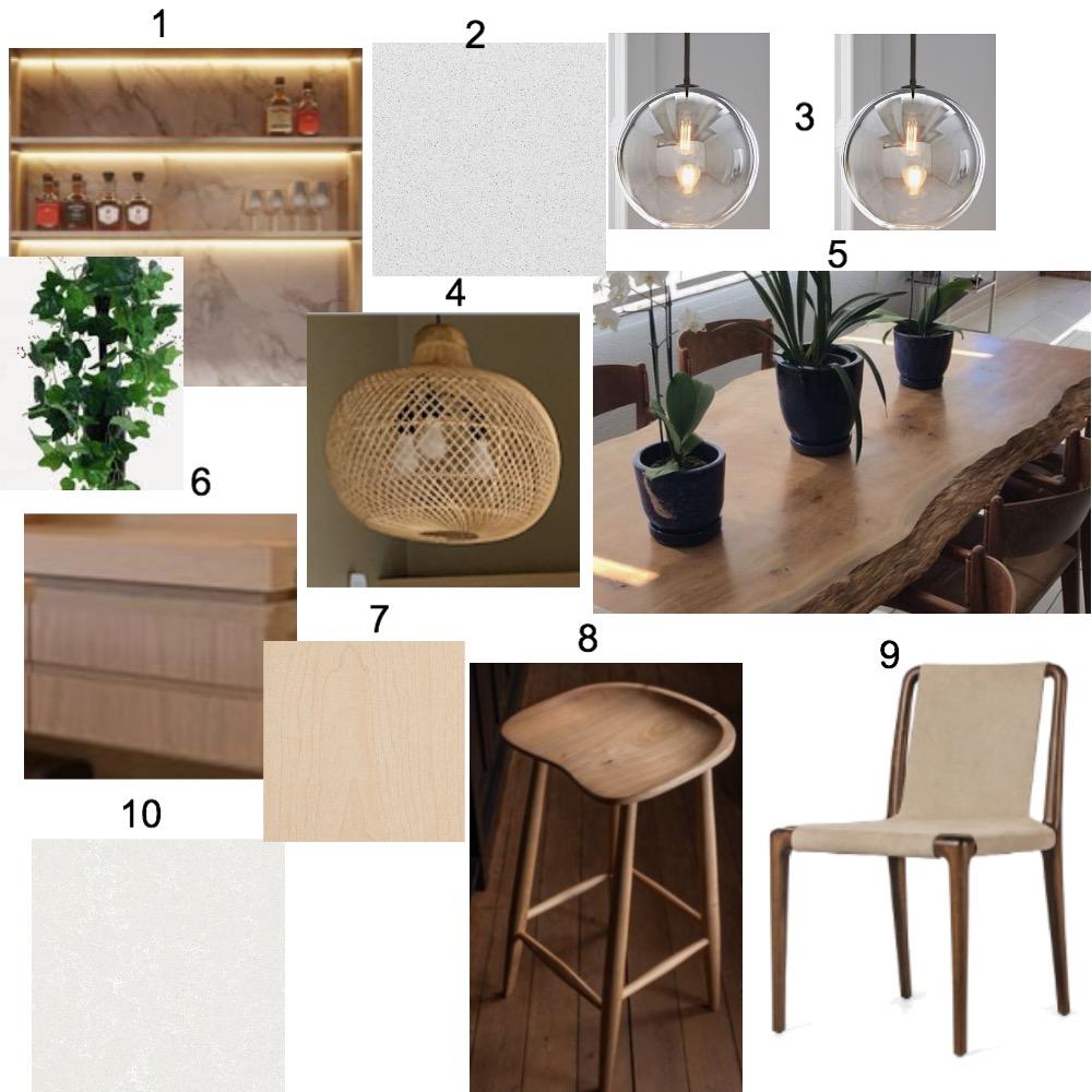 Isla y Comedor Quincho Interior Design Mood Board by sofiaruizs on Style Sourcebook