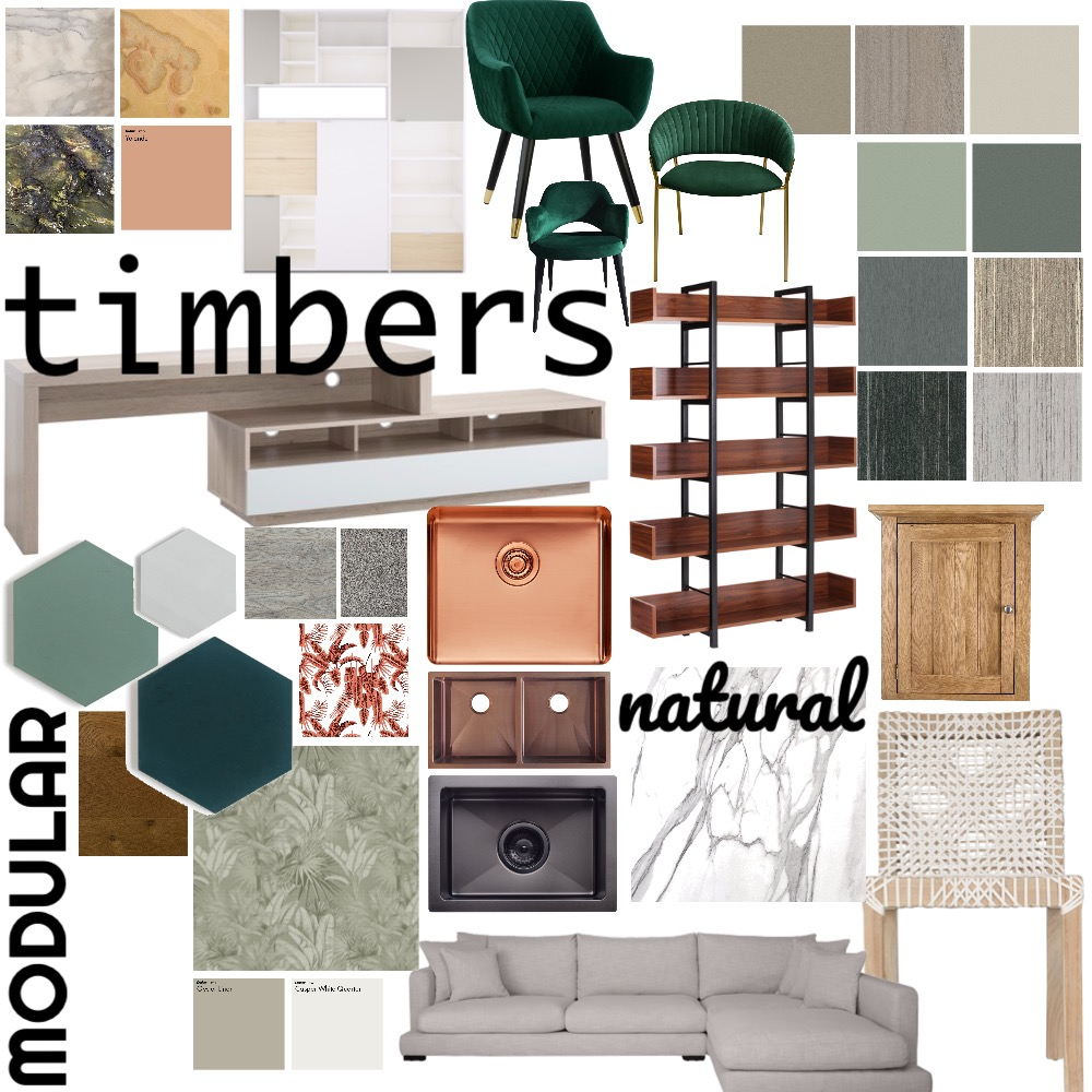 1 Interior Design Mood Board by Nis on Style Sourcebook