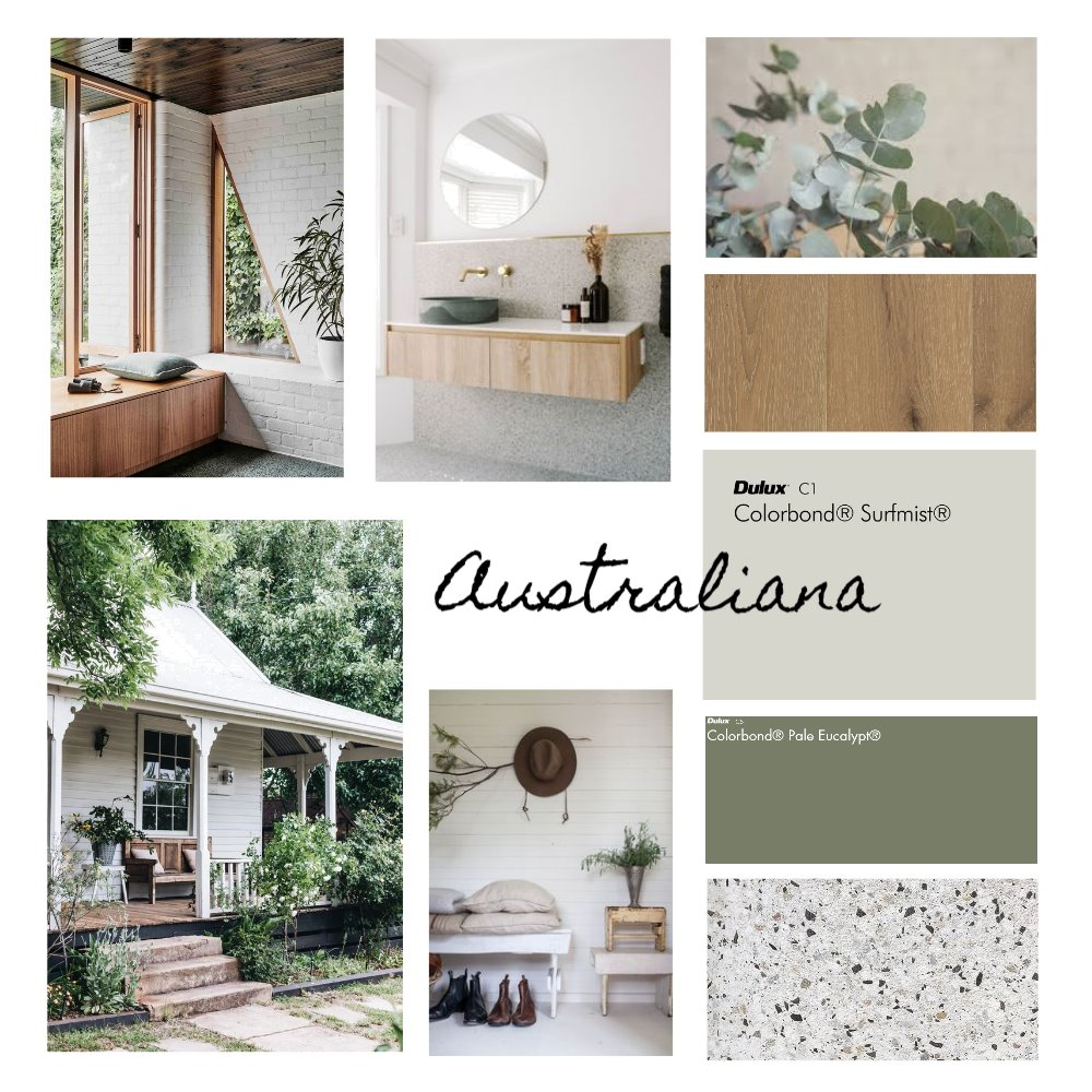 Australiana Interior Design Mood Board by TRipper on Style Sourcebook