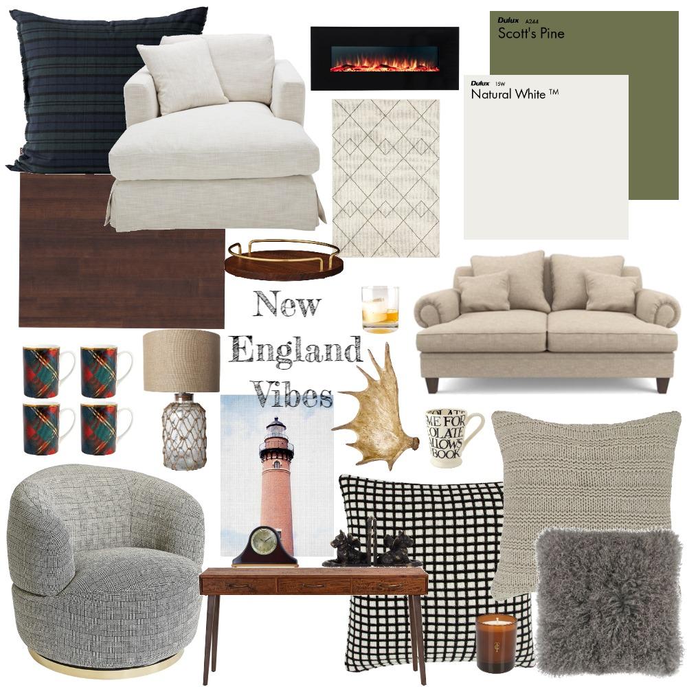New England Vibes Interior Design Mood Board by belinda__brady on Style Sourcebook