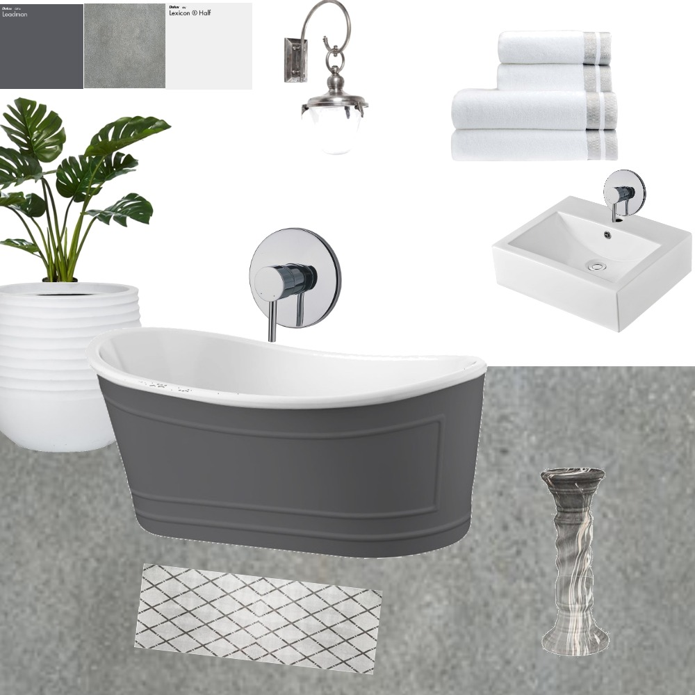 Victorian bathroom Interior Design Mood Board by Chanda on Style Sourcebook