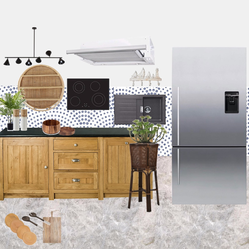 Apartment Kitchen 1 Interior Design Mood Board by radityasari on Style Sourcebook