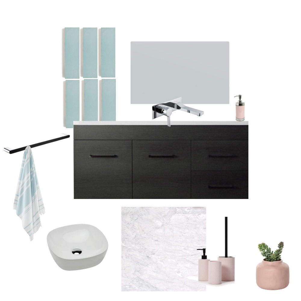London's ensuite Interior Design Mood Board by becmal77@gmail.com on Style Sourcebook