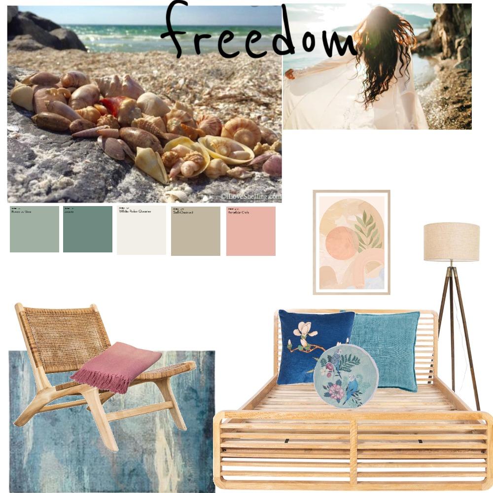 Freedom Bedroom Inspiration Interior Design Mood Board by Hilagrinker on Style Sourcebook