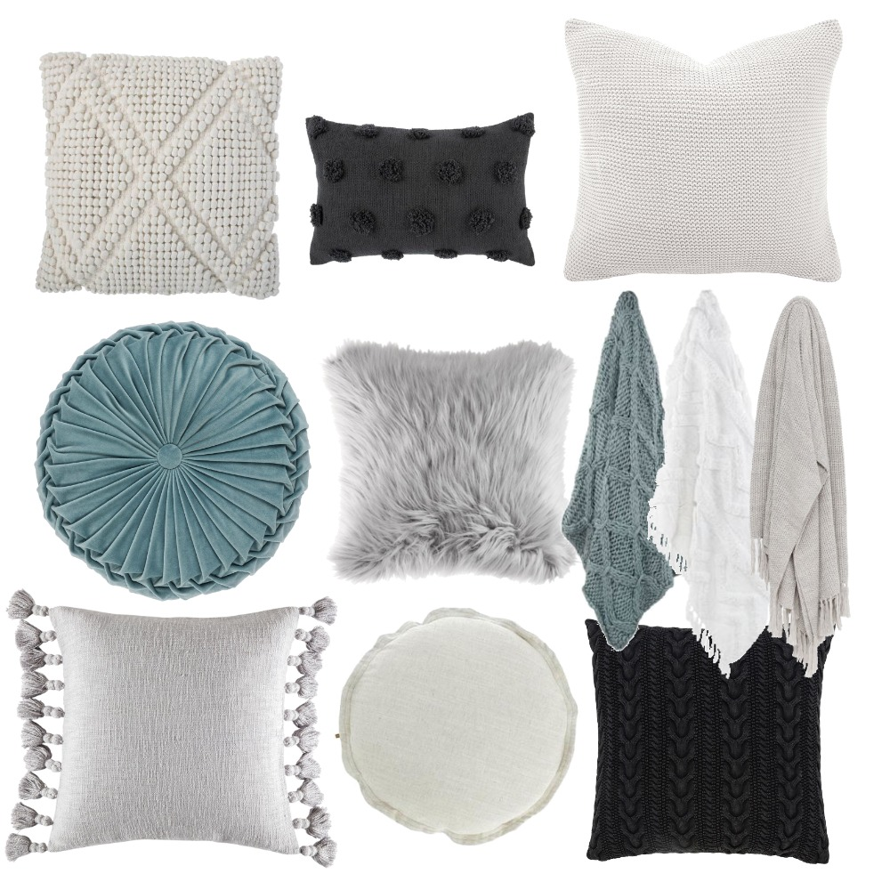 Soft Furnishings Interior Design Mood Board by jemmagrace on Style Sourcebook