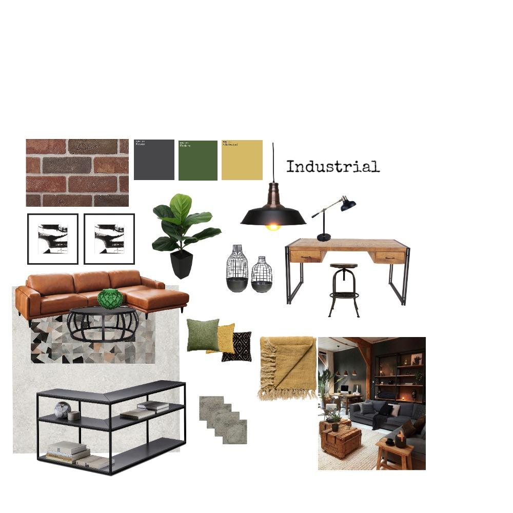 Industrial Interior Design Mood Board by Okanagan Interior Design on Style Sourcebook