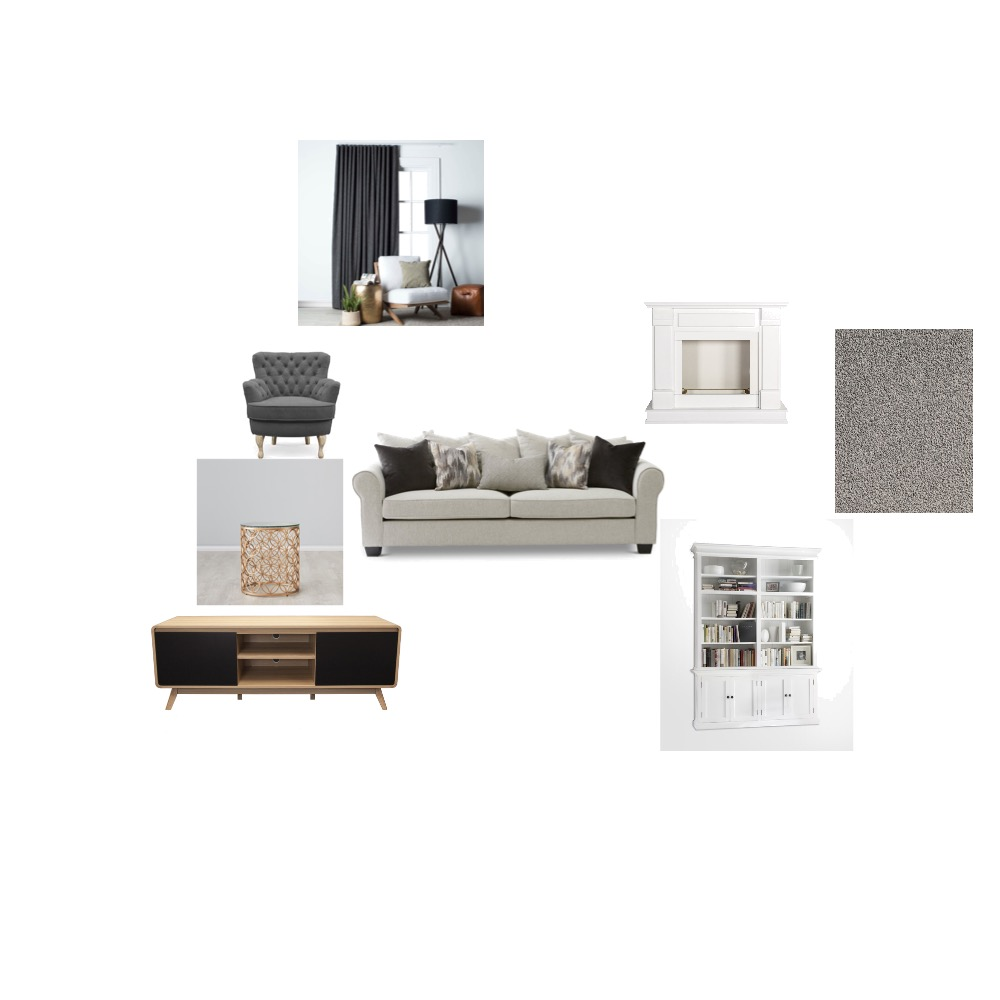 Mood board Interior Design Mood Board by Ana khammy on Style Sourcebook