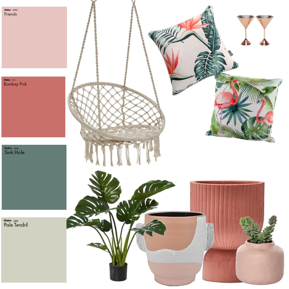 Haven Interior Design Mood Board by Colour impressions on Style Sourcebook