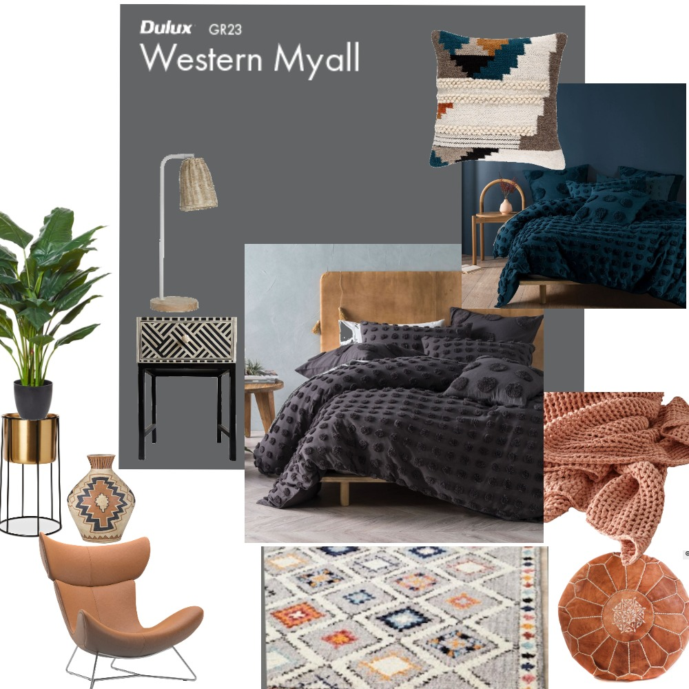 Gous main bedroom Interior Design Mood Board by Doreen.Kramer on Style Sourcebook