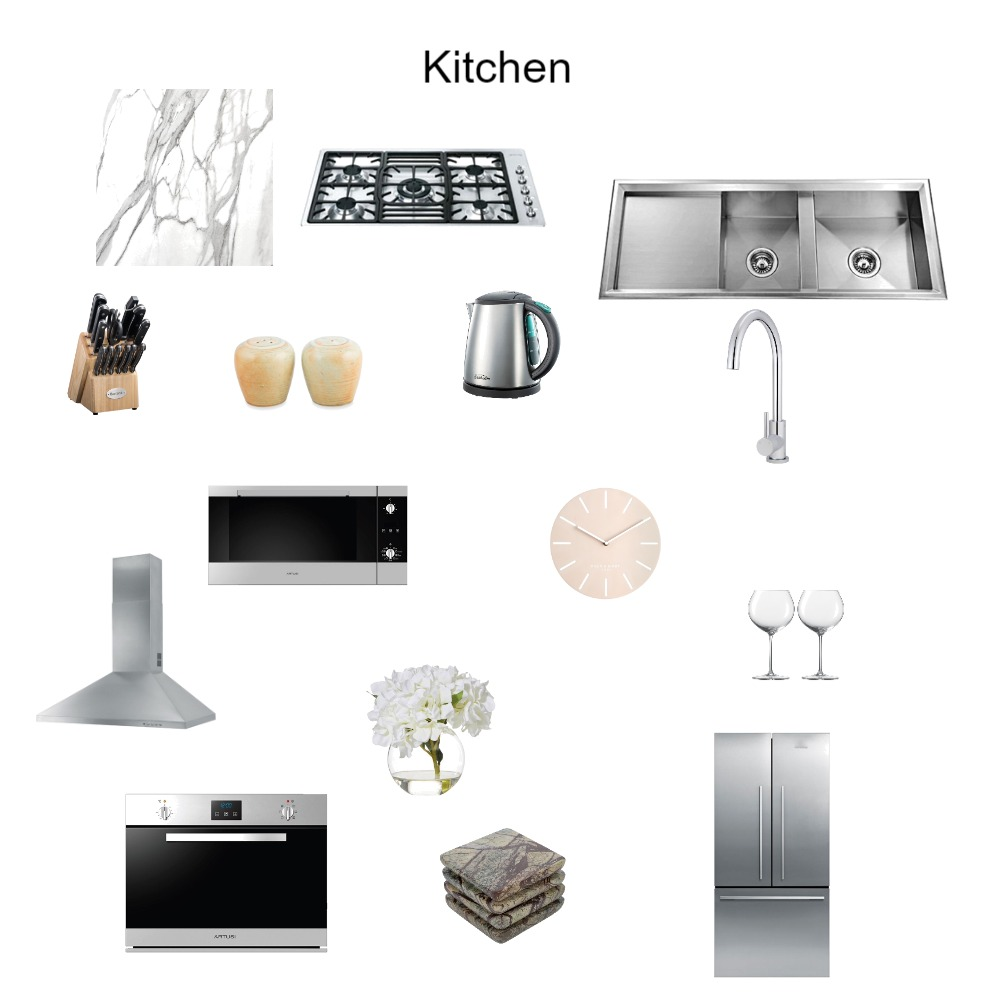 Kitchen Interior Design Mood Board by Yugo on Style Sourcebook