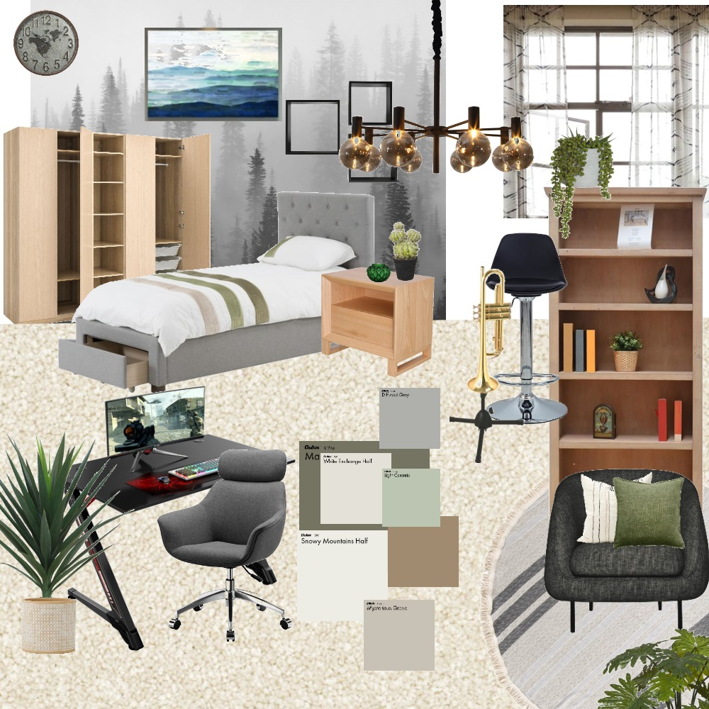 Client_S Edwards Interior Design Mood Board by stephanie.tiong on Style Sourcebook