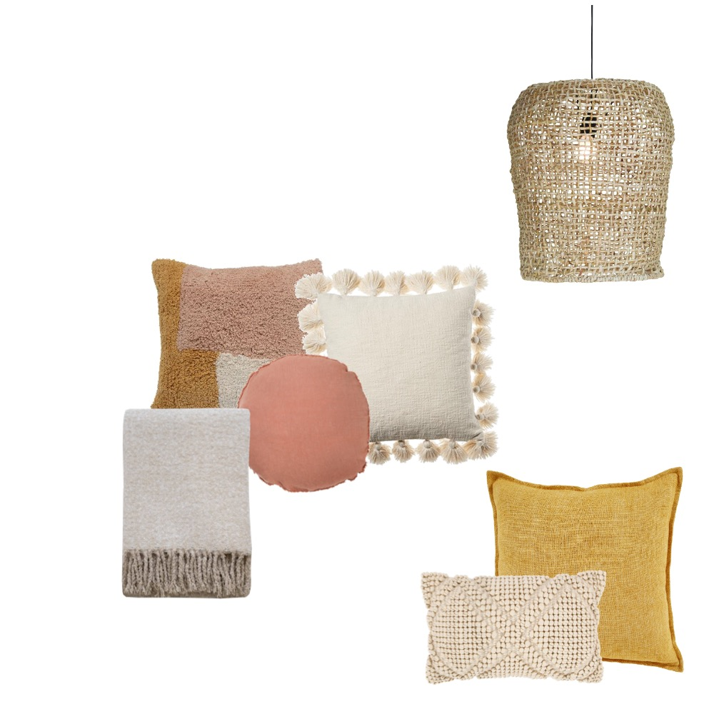 Living Soft Furnishing Interior Design Mood Board by georgia_allen on Style Sourcebook