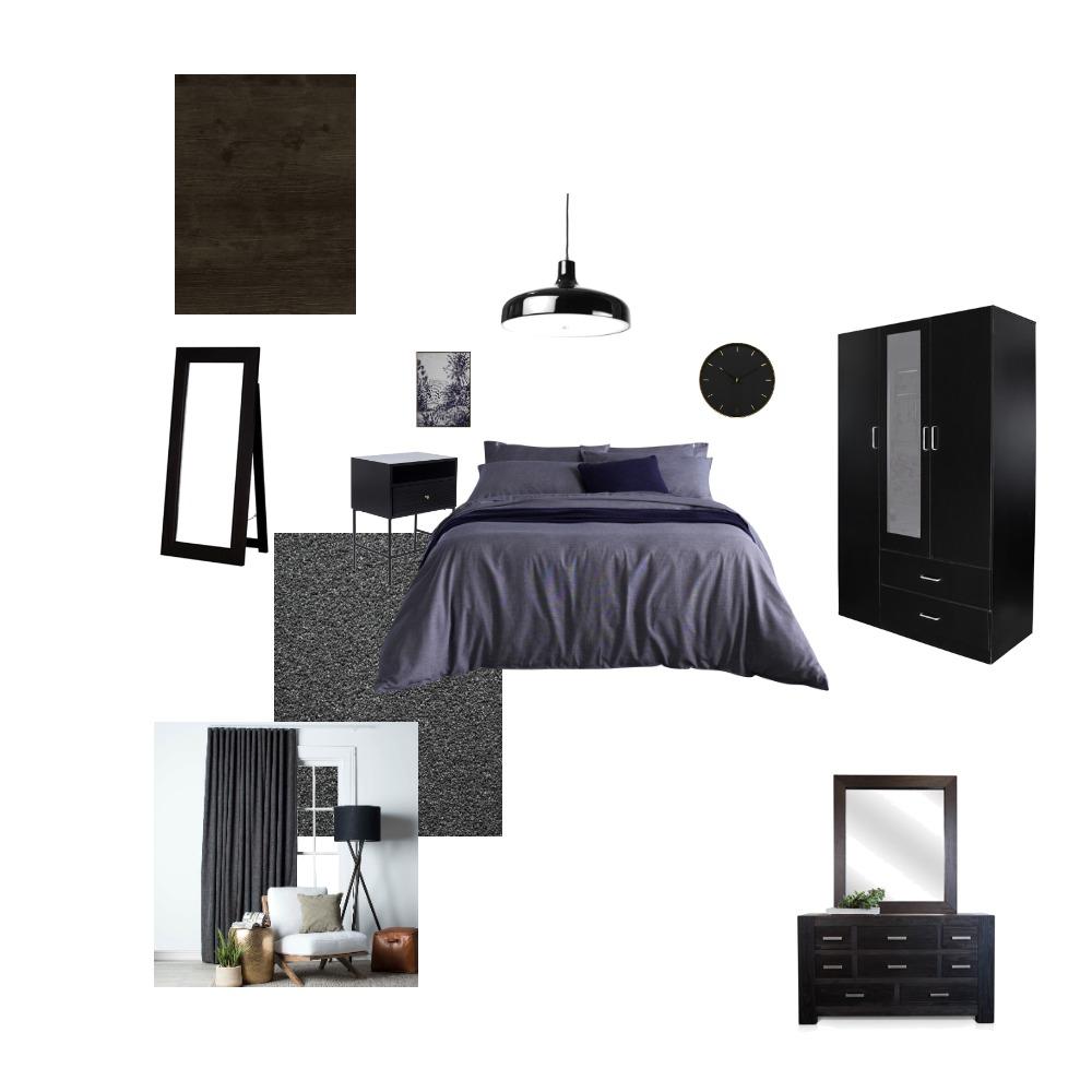 Bedroom Interior Design Mood Board by BKPP on Style Sourcebook