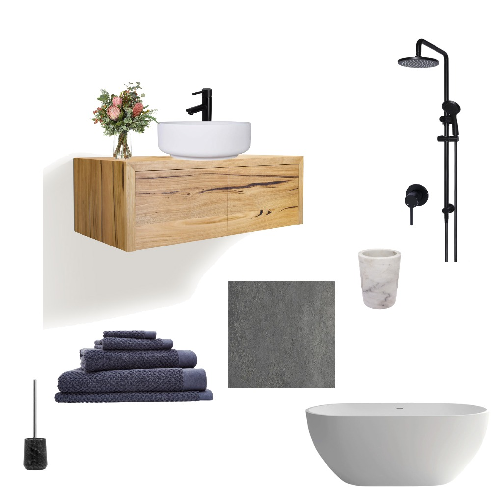 Bathroom Interior Design Mood Board by Dani on Style Sourcebook