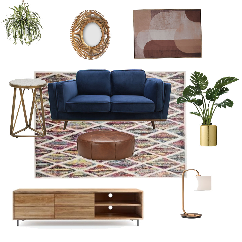 living room Interior Design Mood Board by SilvanaCapano on Style Sourcebook