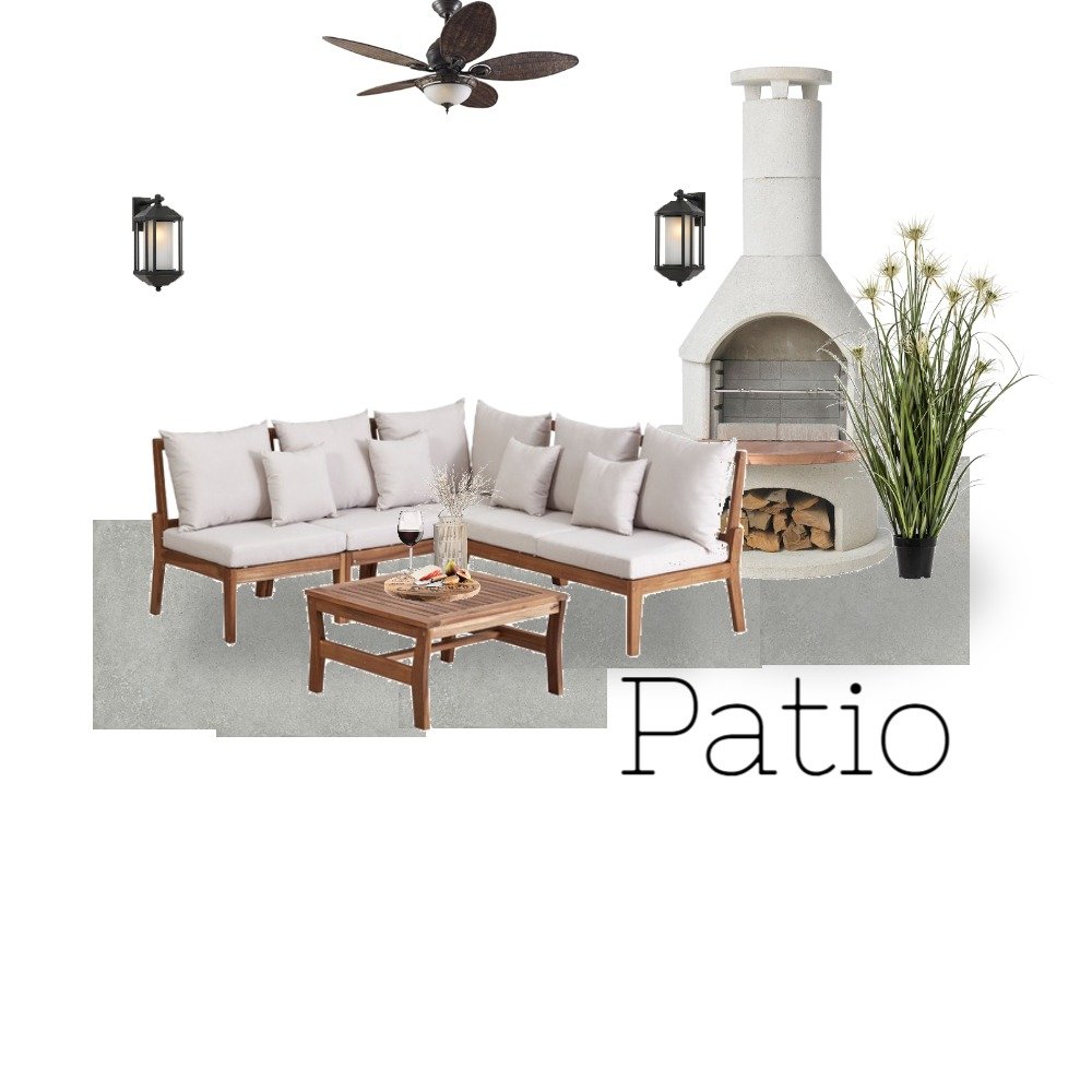 patio Interior Design Mood Board by Evelyn Bower on Style Sourcebook