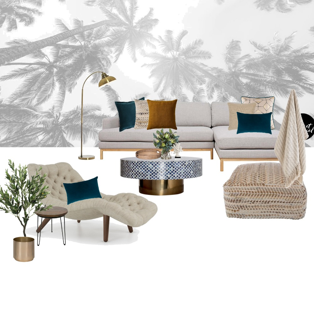 Upstairs Lounge Room Interior Design Mood Board by Creative Renovation Studio on Style Sourcebook