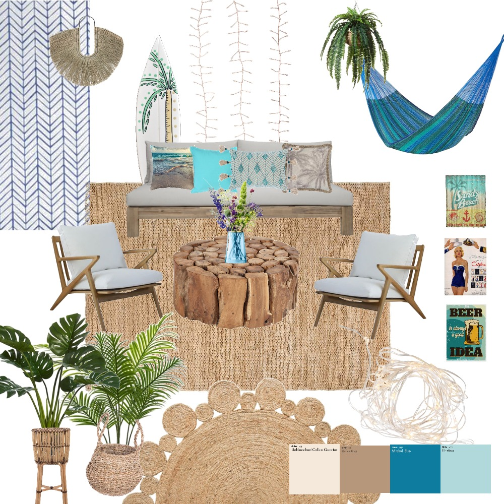 Costa Rican balcony Interior Design Mood Board by Mishel on Style Sourcebook