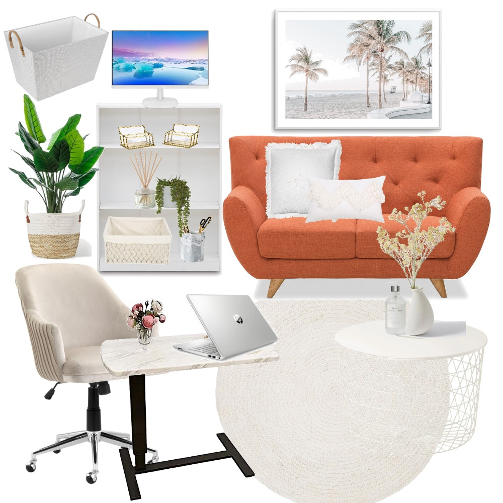 Office Interior Design Mood Board by jemmagrace on Style Sourcebook