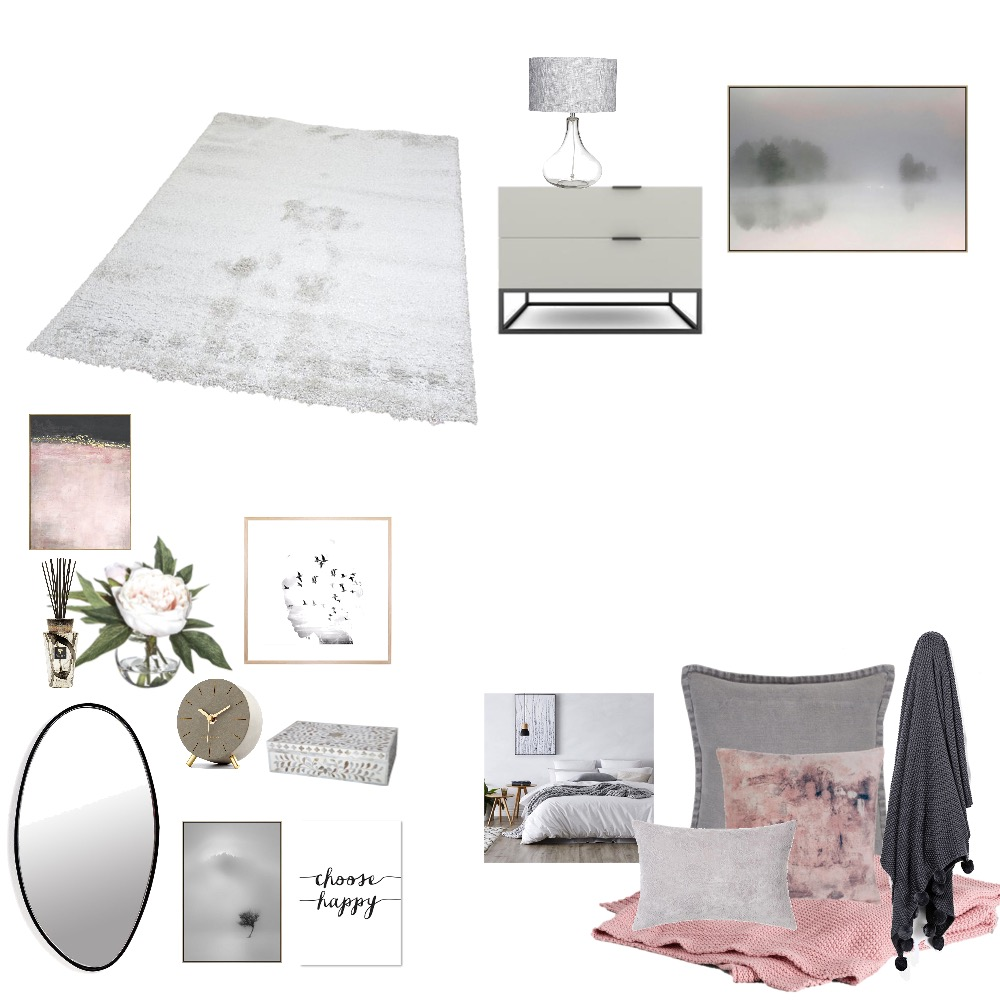Guest bedroom Interior Design Mood Board by Paula Moreira on Style Sourcebook