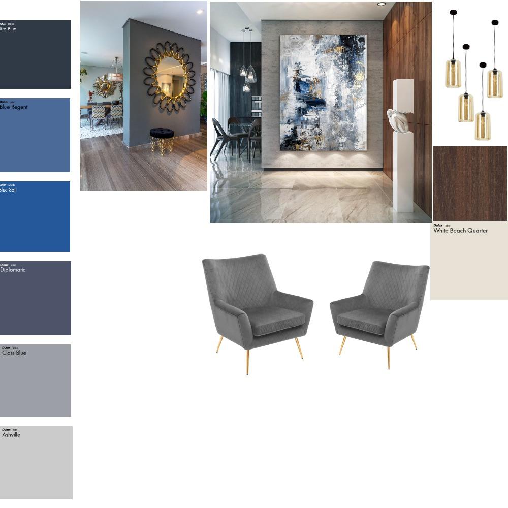 Mrs. Kaminsky Interior Design Mood Board by Sara Refaelovitz on Style Sourcebook
