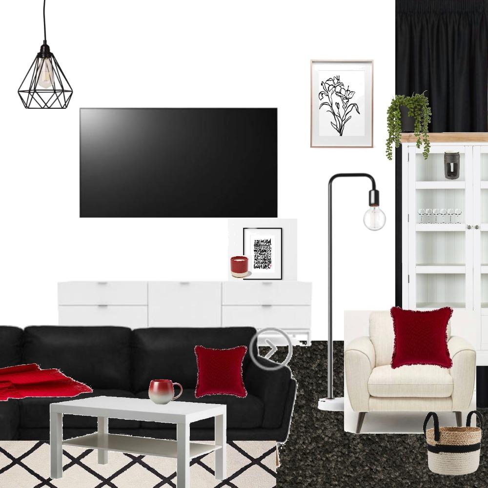 Living Room Interior Design Mood Board by Enchanting Design on Style Sourcebook