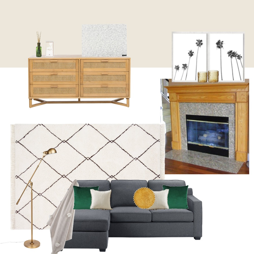 living room refresh Interior Design Mood Board by kailahp on Style Sourcebook