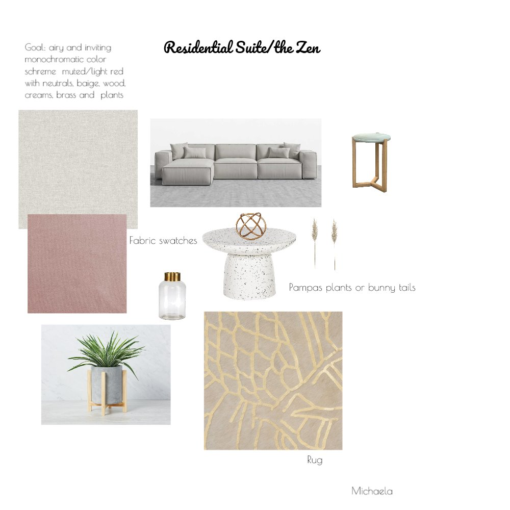 residential suite Interior Design Mood Board by Melanie Henry on Style Sourcebook
