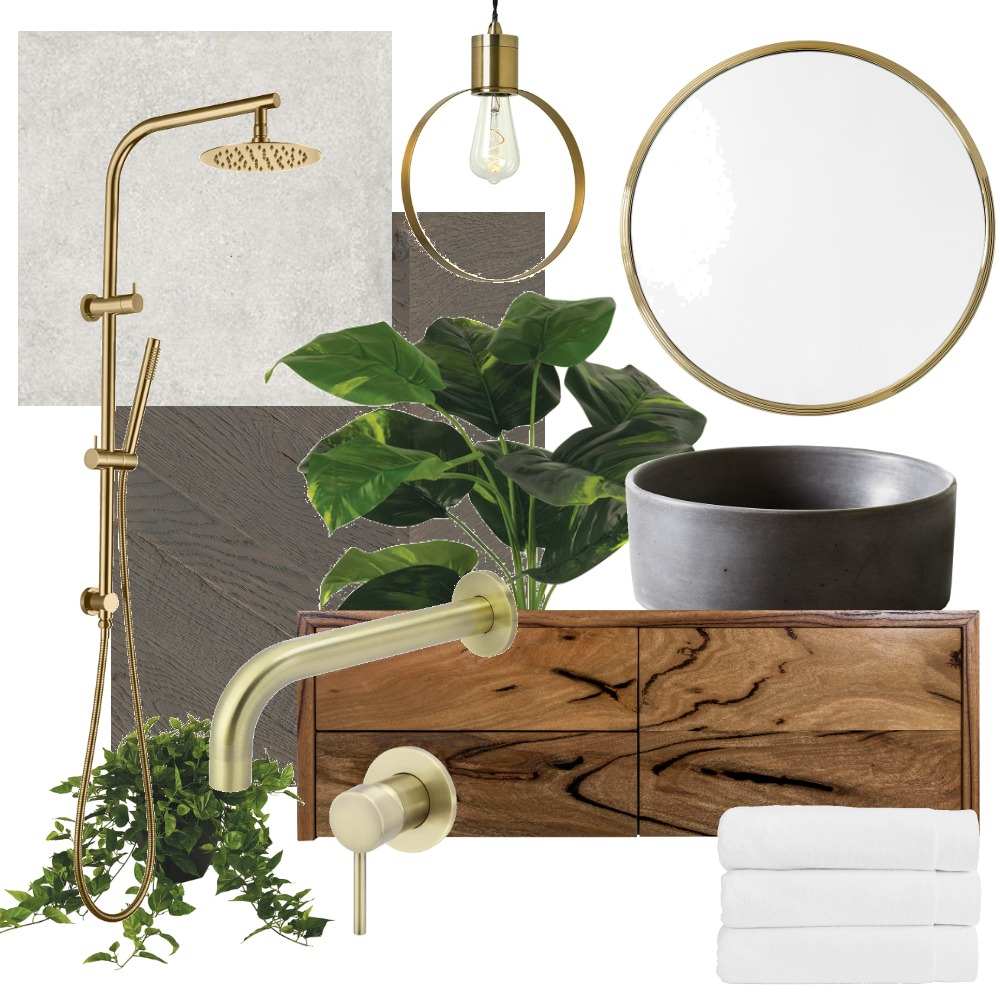 Bathroom Interior Design Mood Board by ljdofp on Style Sourcebook