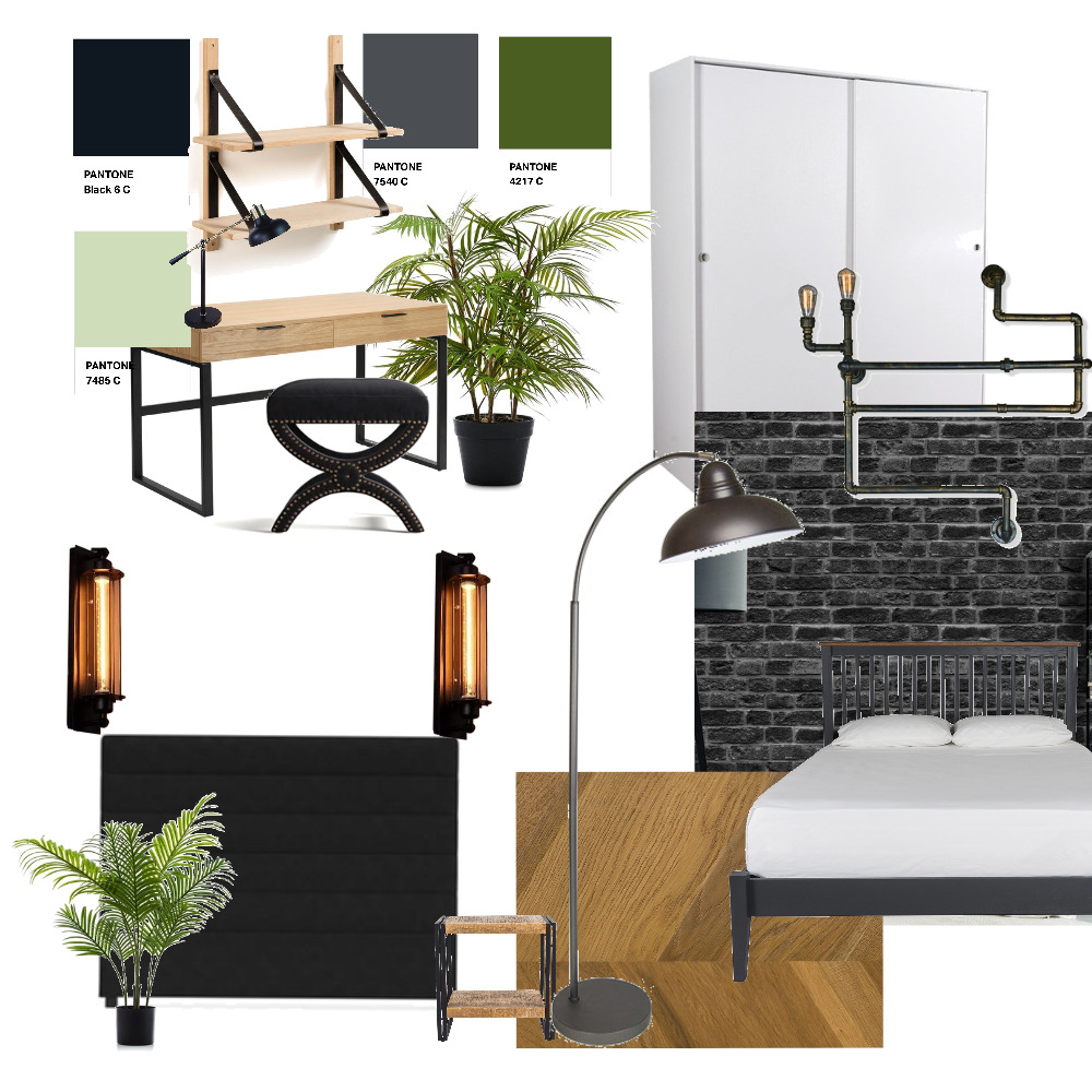 INTERIOR DESIGN FINAL PROJECT BEDROOM Interior Design Mood Board by epppel on Style Sourcebook
