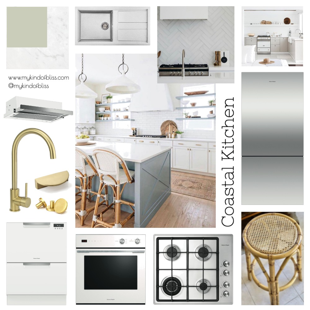 COASTAL KITCHEN PLANS Mood Board by My Kind Of Bliss on Style Sourcebook