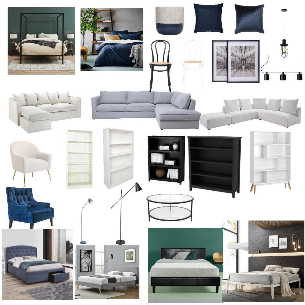 Willem's board Interior Design Mood Board by Boho Aesthetic Gal on Style Sourcebook
