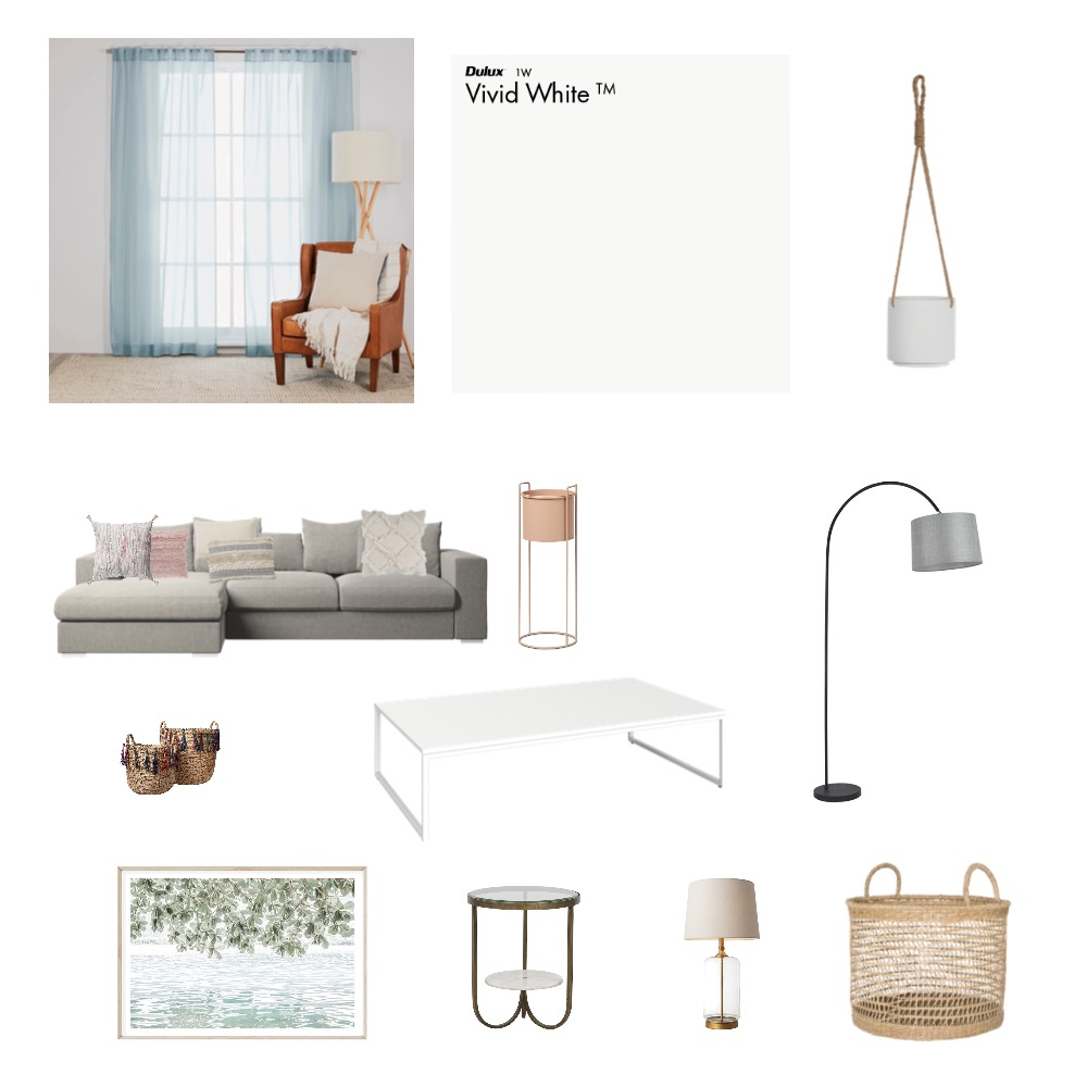 Living room Interior Design Mood Board by Reemas_mh on Style Sourcebook
